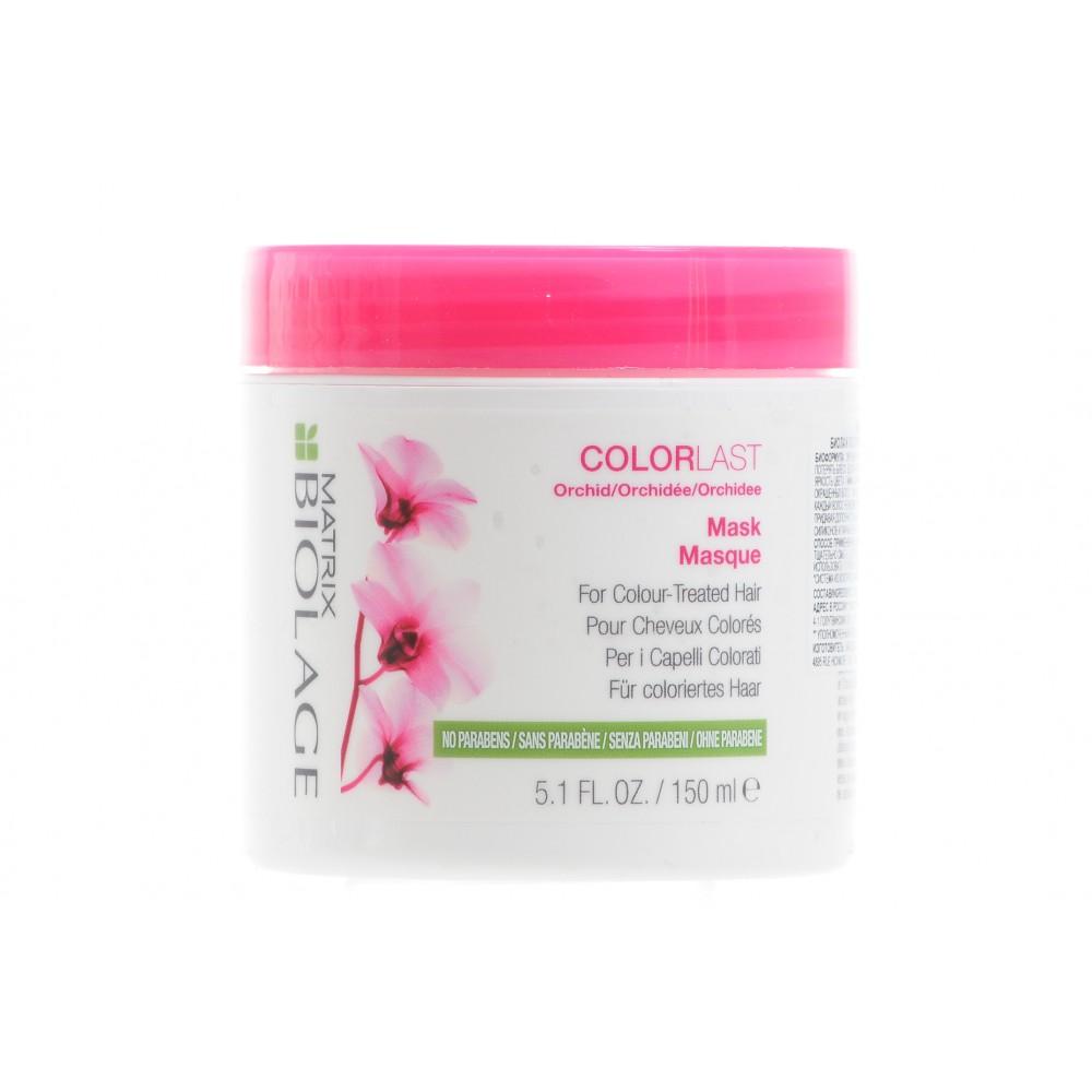 Маска для защиты и питания окрашенных волос Biolage Colorlast Matrix