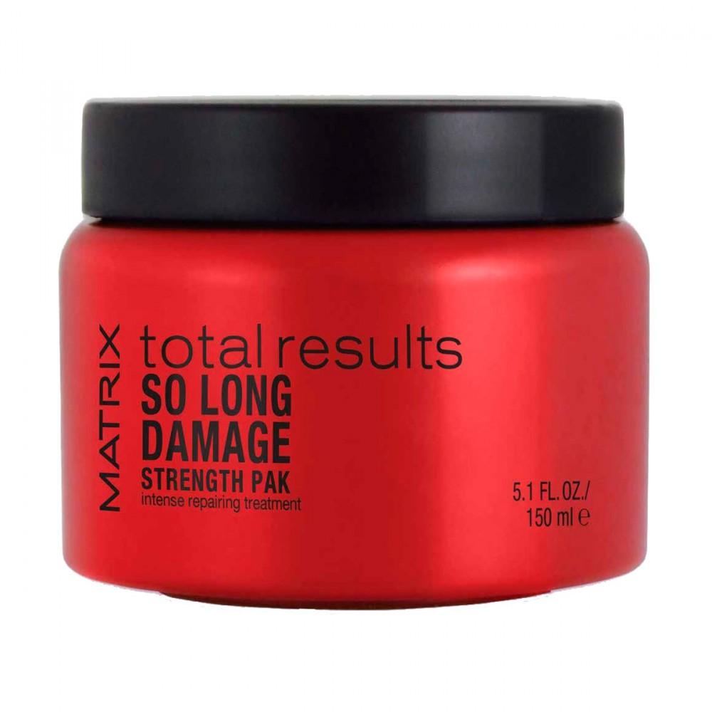 Восстанавливающая маска Total Results So Long Damage Matrix