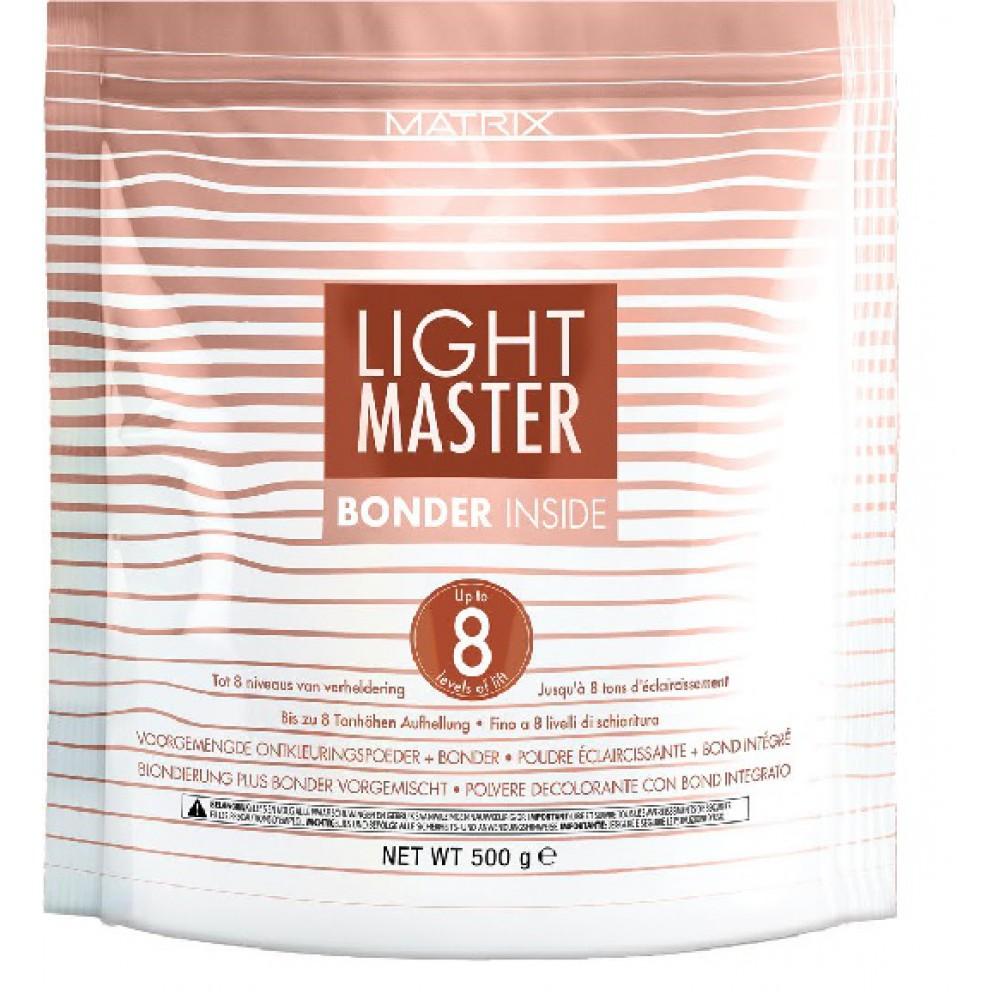 Быстродействующий суперосветляющий порошок с бондером Light Master Matrix