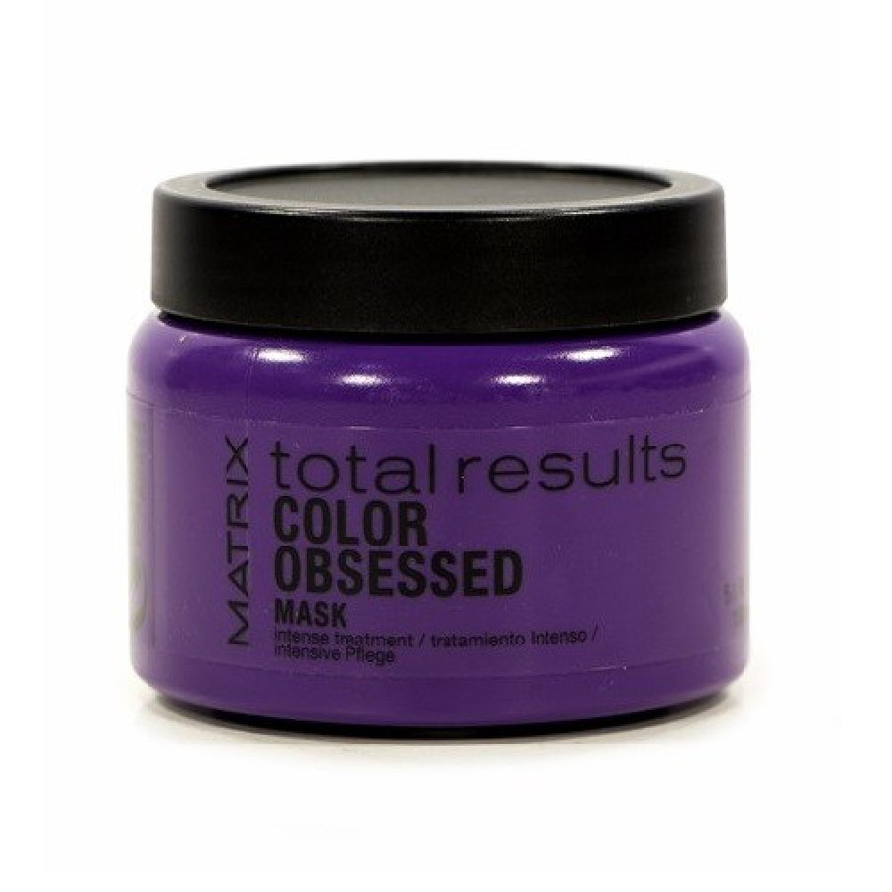 Маска для окрашенных волос Total Results Color Obsessed Matrix