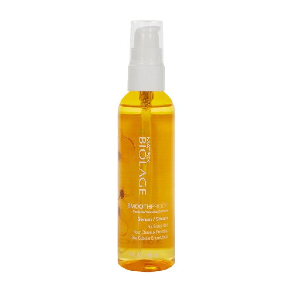 Сыворотка для гладкости волос с термозащитой Biolage Smoothproof Matrix