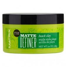 Матовая глина Style Link Matte Definer Matrix