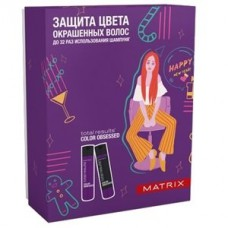 Набор для окрашенных волос Total Results Color Obsessed Matrix