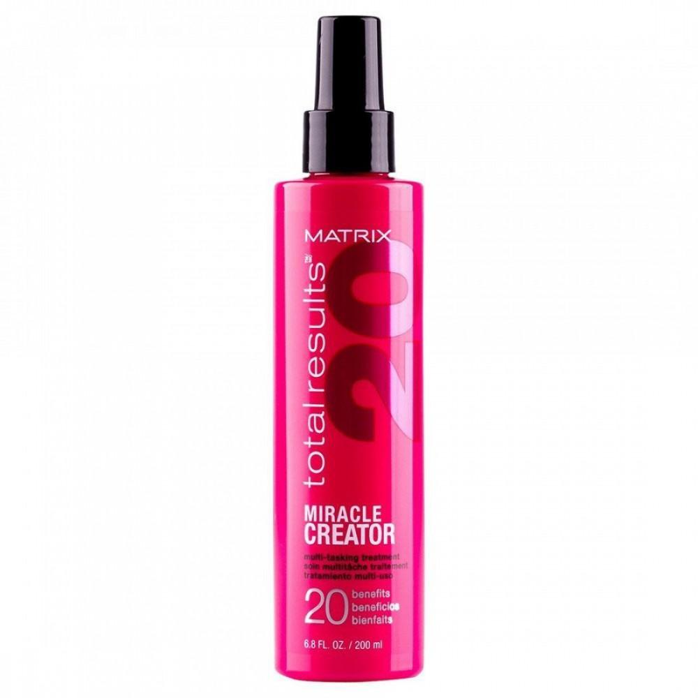 Мультифункциональный спрей для волос Total Results Miracle Creator Matrix