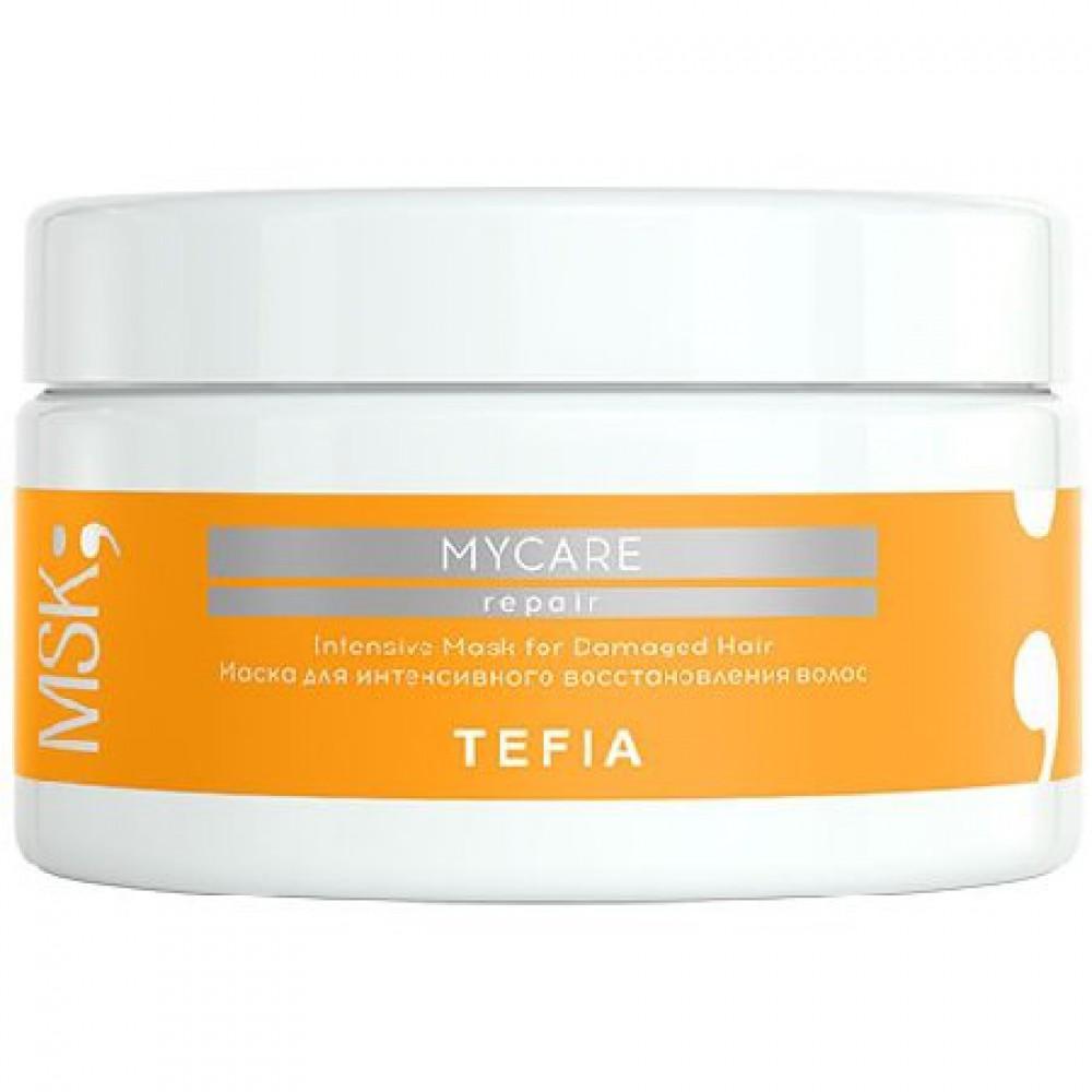 Маска для интенсивного восстановления волос Tefia My