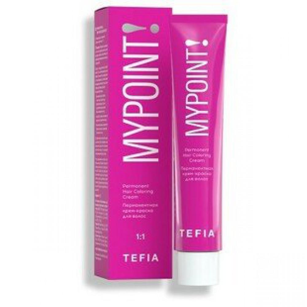 Перманентная крем-краска для волос Tefia MY